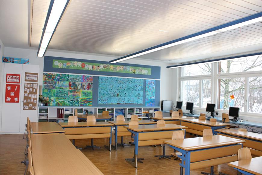 Schule Bannwil Schwarzhäusern Fotogalerie